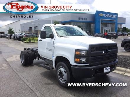 2020 Chevrolet Silverado 4500 HD Work Truck Truck