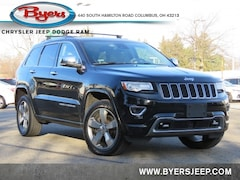 2014 Jeep Grand Cherokee Overland 4x4 SUV for sale in Columbus OH