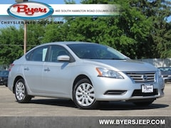 Used 2015 Nissan Sentra S Sedan for sale in Columbus, OH