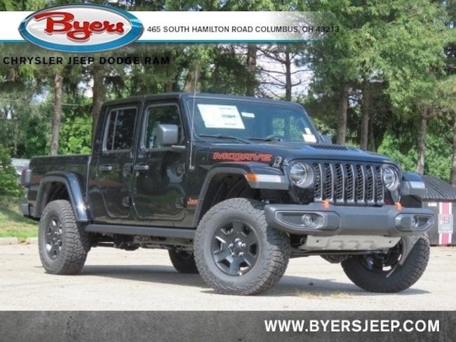 New 2021 Jeep Gladiator MOJAVE 4X4 Crew Cab in Columbus