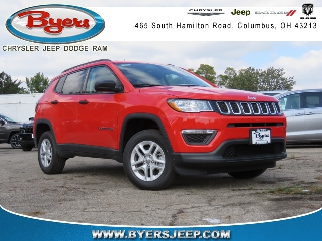 New Chrysler Jeep Dodge Ram Models 2018 Jeep Compass SPORT 4X4 Sport  Utility For Sale In