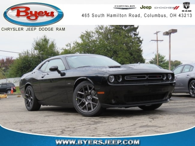 New 2018 Dodge Challenger R/T Coupe in Columbus