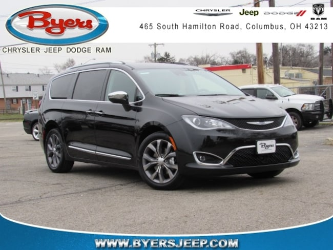 New 2019 Chrysler Pacifica LIMITED Passenger Van in Columbus