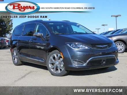 Featured New 2020 Chrysler Pacifica LIMITED Passenger Van for sale in Columbus OH