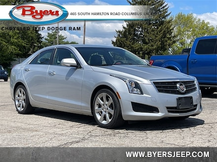 Featured 2014 CADILLAC ATS 2.5L Luxury Sedan for sale in Columbus OH