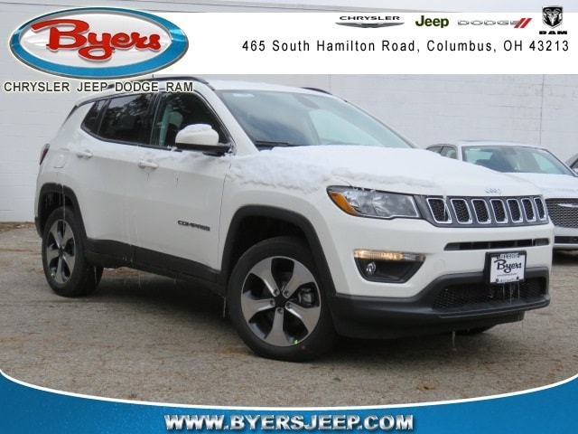 New 2019 Jeep Compass Latitude 4x4 For Sale In Columbus Oh Serving Lancaster Dublin 3c4njdbb8kt711847