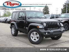 New 2019 Jeep Wrangler SPORT S 4X4 Sport Utility for sale in Columbus, OH