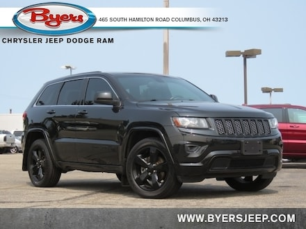 Featured Used 2014 Jeep Grand Cherokee Laredo 4x4 SUV for sale in Columbus OH