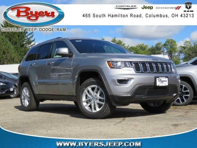 Featured New 2018 Jeep Grand Cherokee LAREDO E 4X4 Sport Utility for sale in Columbus OH