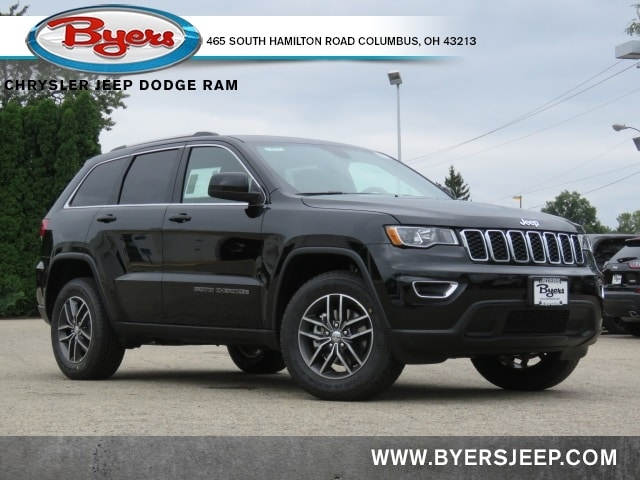 Featured 2018 Jeep Grand Cherokee Laredo 4x4 SUV for sale in Columbus OH