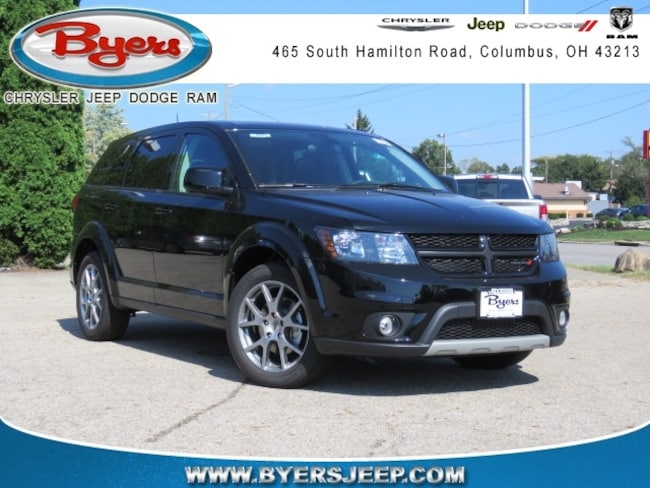 New 2018 Dodge Journey GT Sport Utility in Columbus