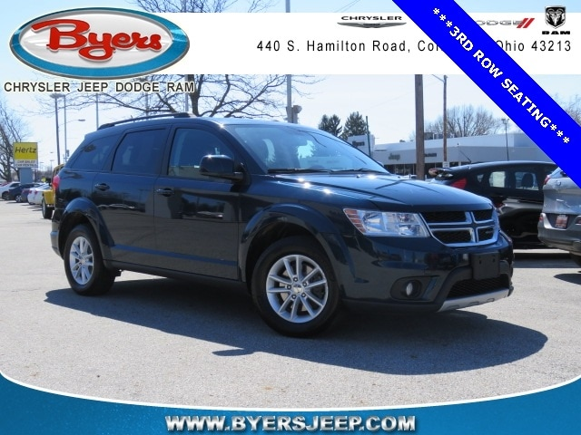 Featured Used 2015 Dodge Journey SXT SUV for sale in Columbus OH