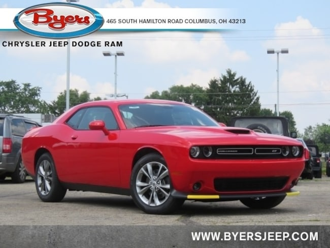 New 2020 Dodge Challenger GT AWD Coupe in Columbus
