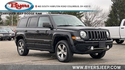 Featured Used 2016 Jeep Patriot Latitude SUV for sale in Columbus OH