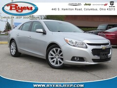 Bargain 2014 Chevrolet Malibu LT w/2LT Sedan for sale in Columbus OH