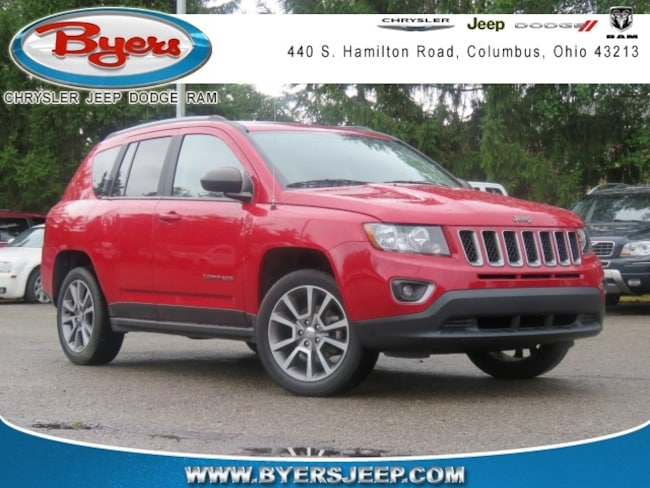 Used 2017 Jeep Compass Sport FWD SUV in Columbus