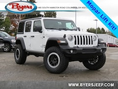 New 2020 Jeep Wrangler UNLIMITED SPORT S 4X4 Sport Utility for sale in Columbus, OH