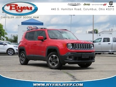 Used Vehicles for sale 2015 Jeep Renegade Latitude 4x4 SUV in Columbus, OH