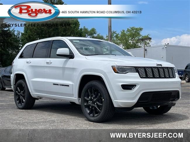 New 2021 Jeep Grand Cherokee LAREDO X 4X4 Sport Utility in Columbus