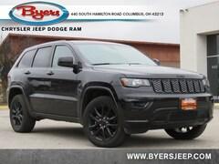 2017 Jeep Grand Cherokee Laredo 4x4 SUV for sale in Columbus OH