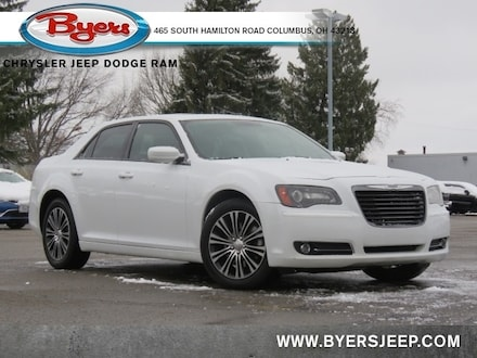Featured Used 2014 Chrysler 300 S Sedan for sale in Columbus OH