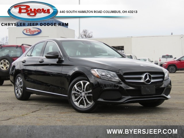 Featured Used 2016 Mercedes-Benz C-Class C 300 4MATIC Sedan for sale in Columbus OH