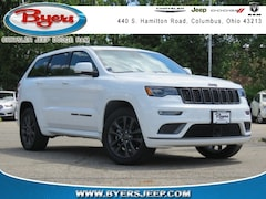 2018 Jeep Grand Cherokee Overland 4x4 SUV for sale in Columbus OH