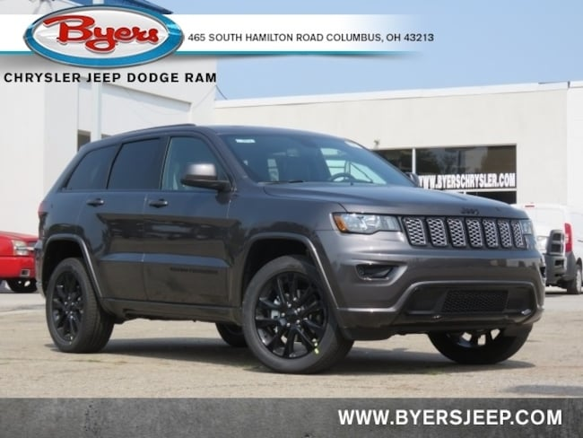 New 2020 Jeep Grand Cherokee ALTITUDE 4X4 Sport Utility in Columbus