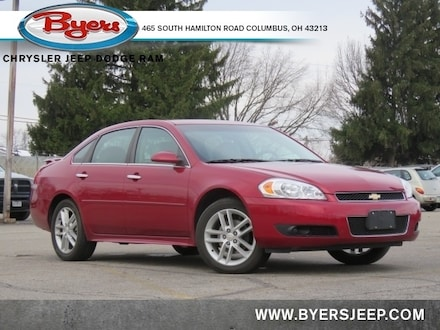 Featured Used 2014 Chevrolet Impala Limited LTZ Sedan for sale in Columbus OH