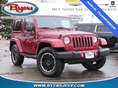 Used Vehicles for sale 2012 Jeep Wrangler Sahara SUV in Columbus, OH