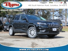 New Chrysler Jeep Dodge Ram models 2019 Jeep Cherokee LATITUDE FWD Sport Utility for sale in Columbus, OH