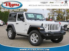 New 2018 Jeep Wrangler SPORT S 4X4 Sport Utility for sale in Columbus, OH