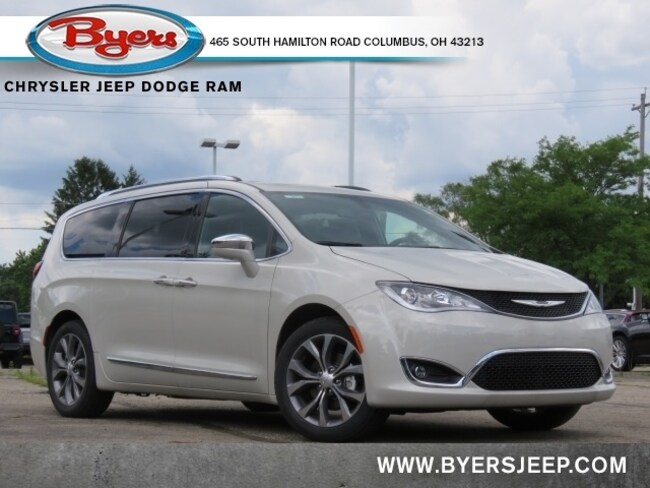 New 2020 Chrysler Pacifica 35TH ANNIVERSARY LIMITED Passenger Van in Columbus