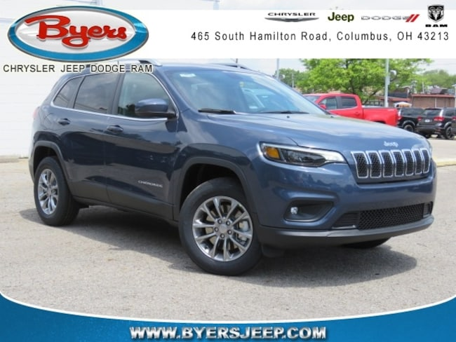 New 2019 Jeep Cherokee For Sale At Byers Auto Group Vin