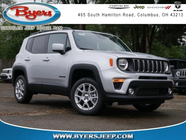 New 2019 Jeep Renegade LATITUDE 4X4 Sport Utility in Columbus