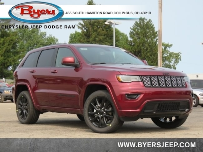 New 2020 Jeep Grand Cherokee ALTITUDE 4X4 Sport Utility in Columbus