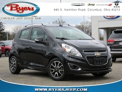 Bargain 2014 Chevrolet Spark 2LT Auto Hatchback for sale in Columbus OH