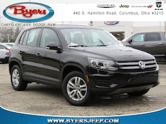 Used Vehicles for sale 2013 Volkswagen Tiguan SUV in Columbus, OH