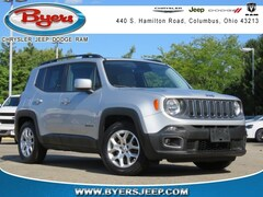 Used 2015 Jeep Renegade Latitude FWD SUV for sale in Columbus, OH