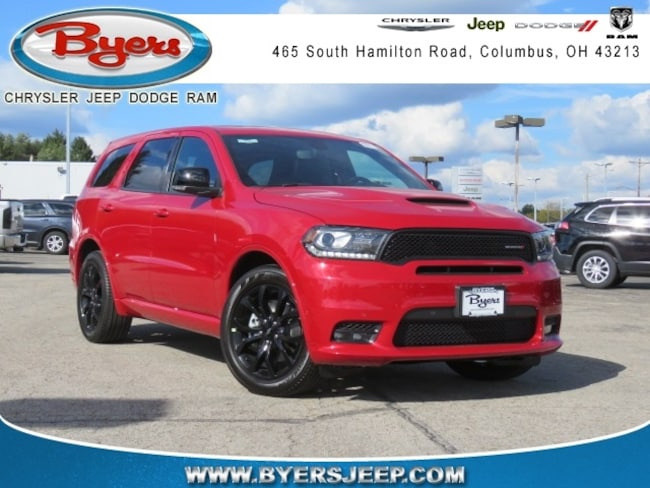 New 2019 Dodge Durango R/T AWD Sport Utility in Columbus