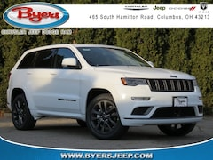 New 2019 Jeep Grand Cherokee HIGH ALTITUDE 4X4 Sport Utility for sale in Columbus, OH
