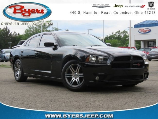 Used 2013 Dodge Charger R/T Sedan in Columbus
