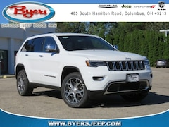 New Chrysler Jeep Dodge Ram models 2019 Jeep Grand Cherokee LIMITED 4X4 Sport Utility for sale in Columbus, OH