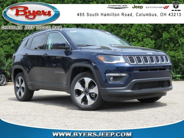 Jeep Dealership Columbus Ohio >> 2019 Jeep Compass For Sale In Columbus Oh Byers Chrysler Jeep
