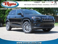 New 2019 Jeep Cherokee LATITUDE PLUS 4X4 Sport Utility for sale in Columbus, OH