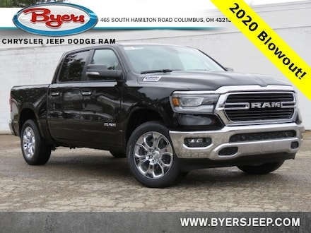 Featured New 2020 Ram 1500 BIG HORN CREW CAB 4X4 5'7 BOX Crew Cab for sale in Columbus OH