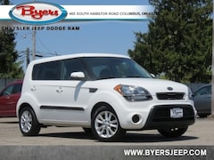 Used 2012 Kia Soul + Hatchback for sale in Columbus, OH