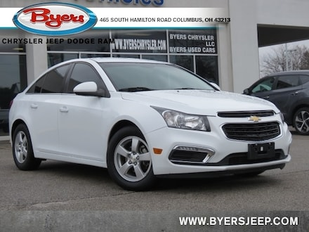 Featured Used 2016 Chevrolet Cruze Limited 1LT Auto Sedan for sale in Columbus OH
