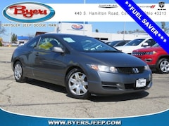Used 2011 Honda Civic LX Coupe for sale in Columbus, OH