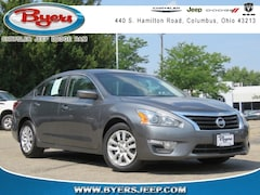 Used 2014 Nissan Altima 2.5 S Sedan for sale in Columbus, OH